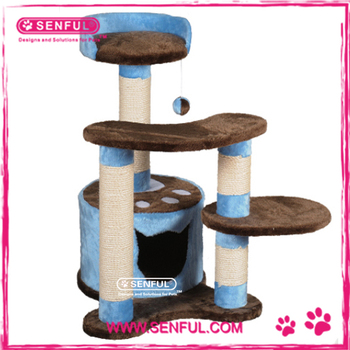 Euro Standard Cat Tree , High Quality Euro Standard Cat Tree