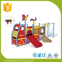 Multifunction Outdoor Activity Playground Carousels Equipment