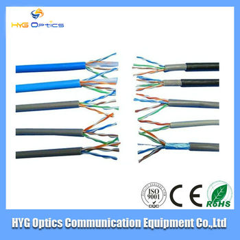 China Manufacturer low price UTP FTP SFTP Cat5 Cat5e Cat6 Network Cable