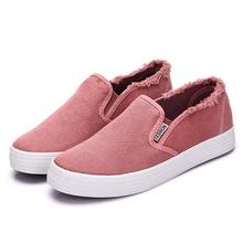sh10140a China lady fashion shoe wholesalers latest canvas footwear for girls