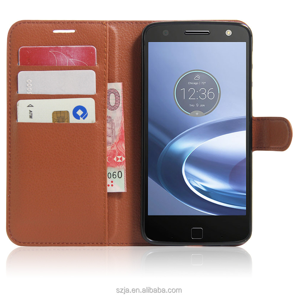 wholesale cell phone wallet for moto z play cell phone leg holster for moto z play