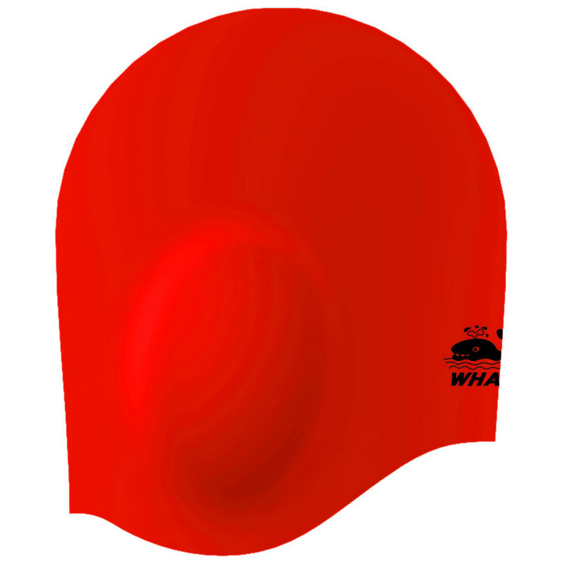 printing pattern silicone swim cap,cheap swimming caps