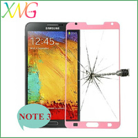 For note 3 color screen protectors with design welcome oem odm order
