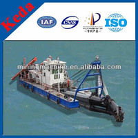 New Condition and Diesel Power Type Cutter head dredger ship