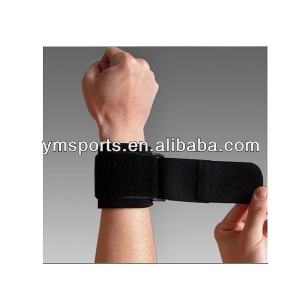 New Best Weight Lifting Wrist Straps Protector Support