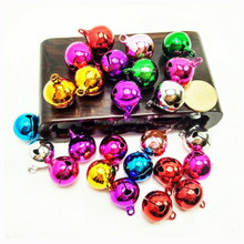 Colorful Pet Small Bells for Collar, Pet Ornament, Bell Training Pendants Jewelry for Pet Cat Dog Necklace Collar