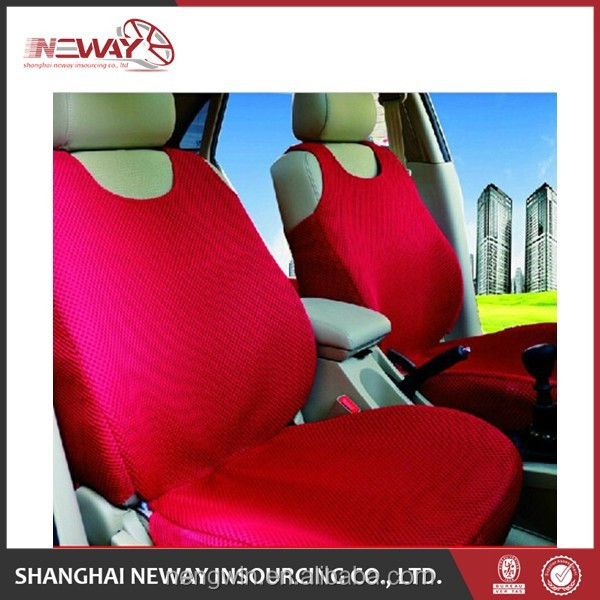 Professioanl manufacturer spacer mesh car seat covers