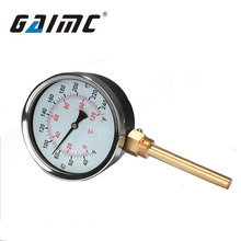 GWSS industrial water heater steam boiler temperature gauge