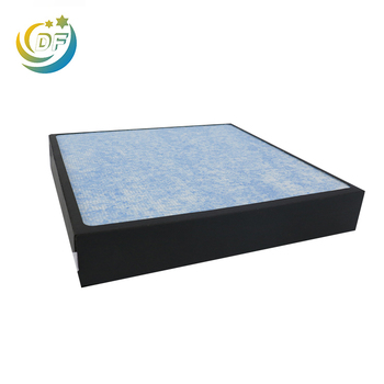Air purifier hepa filter h14 dust sheet