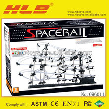 new products for 2013 space rail toys for children 096011