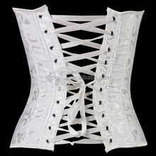 2015latest sexy cheaper corset for worldwide women with fancy crossed gridle