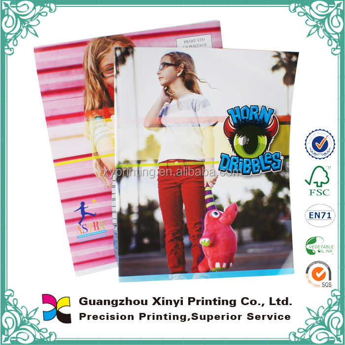 Hot sale high quality special a4 magazine deals wholesale