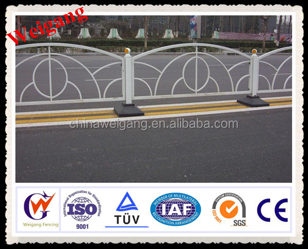 Beautiful metal road rail for sale