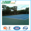 outdoor polyurethane sports flooring for basketball Court Surface