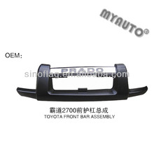 front bumper guard used for toyota prado 2700