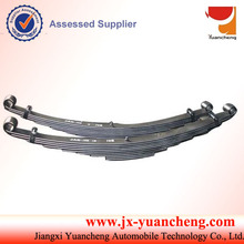 yuancheng truck leaf spring in rear parts