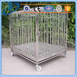 new style dog cage metal , double layer dog cage