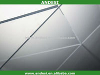 clear polycarbonate/PC roofing panels
