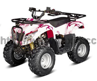 110cc 4-stroke fully automatic eec utility atv