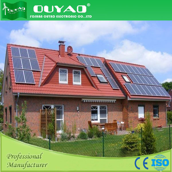 Offer Solar Power 9KW System Home Generator Complete Equipment
