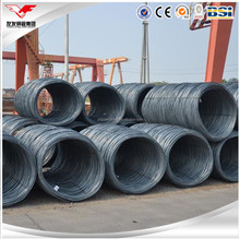 4mm to 12mm Rebar Coil HRB 400 Carbon Steel Iron For Rebar Mesh Material