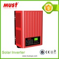 MUST Brand 2016 New Product PH3000 On Grid/Off Grid hybrid Solar Inverter single-phase series