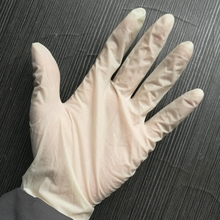 General size free samples wholesale disposable non sterile latex medical examination gloves