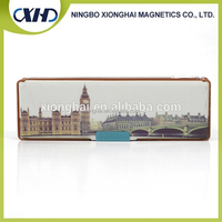 Trustworthy china supplier plastic case magnetic pencil case for girl