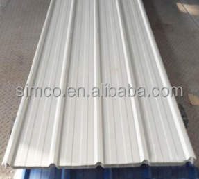 ppgi roofing sheet/colour steel roof sheets/colorbond