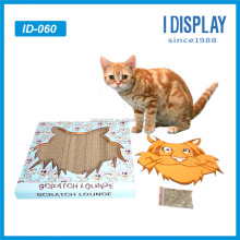 China manufacturing corrugated cardboard cat scratching board pet products toy