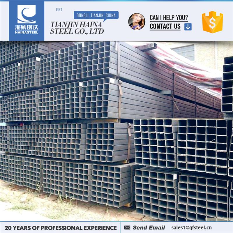 Steel materials for contruction steel pipe dimensions and weights for wholesales