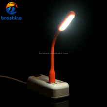 Flexible micro usb led light,mini led usb light lamp,led light usb for Power Bank Computer