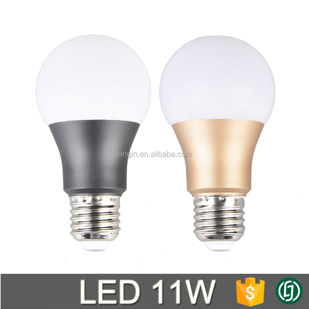 2016 A19/60 11W 120lm/<strong>W</strong> Hidden Camera Light Bulbs E27 led bulbs