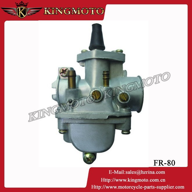 KINGMOTO motorcycle carburetor used for YAMAHA FR80
