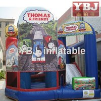 thomas&friends inflatable bouncer