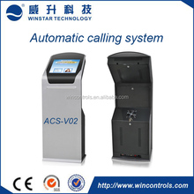 ACS-V2 integrated smart calling system software working with various kinds of hardware devices.