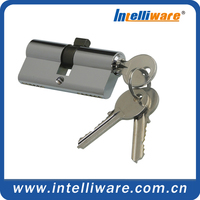 High quality nickel plated brass core lock cylinder
