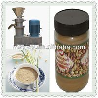 Stable working peanut butter colloid mill/pecan nut grinding machine for sale
