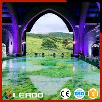 Shanghai factory Supreme Quality car full color led video wall panel