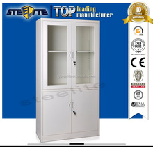 Factory Price 4 Door Metal Cupboard/School Documents Storage Furniture/otobi furniture in bangladesh price