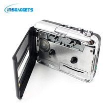 Portable tape cassette players ,h1tAeS usb cassette converter for sale
