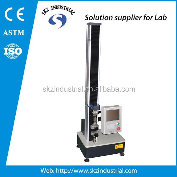 Electronic universal testing machine peel test equipment