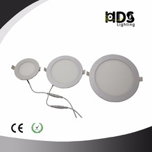 OEM Service 18w 9 Inch Round Led Ceiling Panel Light CE RoHS