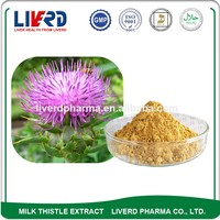 Health Organic Liver Tonic Silymarin Plant Extract for Softgel