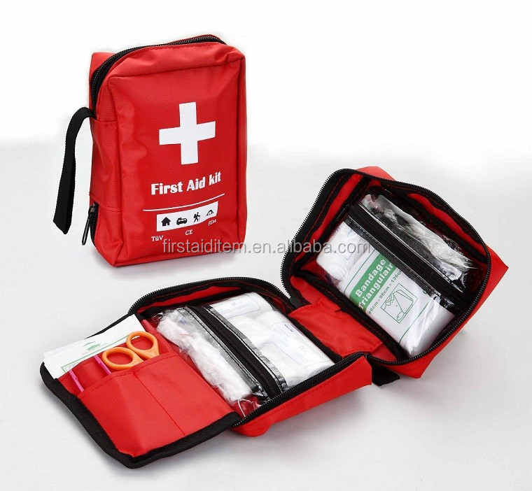 RBS-1033 hot selling Nylon material small size military first aid kit