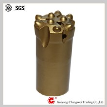40mm R28 Threaded Button Bit for dimensional natural stone quarrying