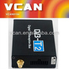 Useful Car mpeg4 dvb-t2 tv receiver box PVR USB recorder mini dvb-t2 digital tv tuner wholesale