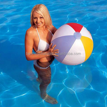 High quality Customized Design Inflatable Beach Ball funny inflatable toys beach ball