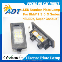 High quality led luggage compartment light for BMW E39 E88 E92 E93 E46 CSL car accessories