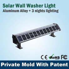 Low price of solar motion flood lights outdoor manufactured in China